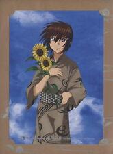 portrait poster Gundam Seed Destiny anime movic Mobile suit Kira Yamato