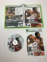 NCAA March Madness 08 for Microsoft Xbox 360 / Complete CIB Tested
