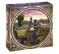 Castles Of Caladale Family Board Game Renegade RGS 00531 David Wilkinson