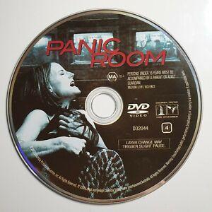 Panic Room | DVD Movie | Jodie Foster, Kristen Stewart | 2002 | *Unoriginal Case