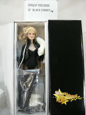 "13"" BLACK CANARY TONNER DOLL"