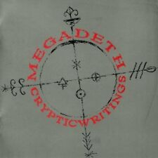 Megadeth : Cryptic Writings CD