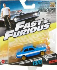 Fast & Furious 6 Ford Escort RS1600 MK1 - 1970 MATTEL / NEW