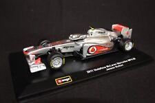 Bburago Vodafone McLaren Mercedes MP4-26 2011 1:32 #4 Jenson Button (GBR)
