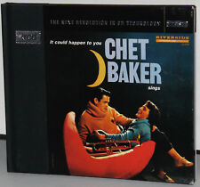 XRCD CD VICJ-60260: CHET BAKER sings - It Could Happen To You - 1999 JAPAN NM