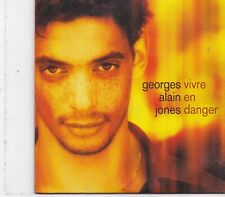Georges Alain jones-Vivre En Danger cd single