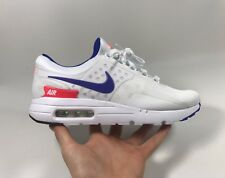 Nike Air Max cero Qs azul ultramar tamaño UK6/US6.5/CM24.5/EUR39 789695-105