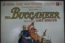 The Buccaneer original Sound Track Cecil B DeMille  33RPM 012016 TLJ
