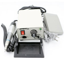 New Dental STRONG Micromotor 90 Machine Polishing with Dental Straight handpiece