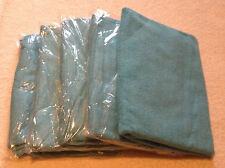 5x Large 60cm x 120cm Microfibre Cleaning Cloths Towel Car Waxing Polishing BLUE