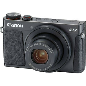 "Canon Powershot G9X Mark II 20.1mp 3"" Brand New"