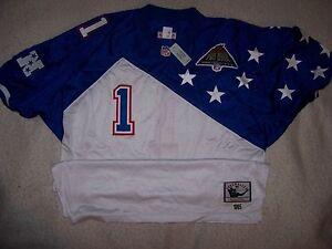 Mitchell & Ness  1995 Warren Moon Probowl throwback jersey size 56 3xl new