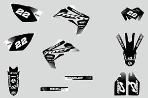 kit deco noir RIEJU 50 MRT dark