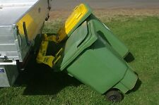 NEW Dual Wheelie Tow For Double or Single Multi Attachment All Sized Bins