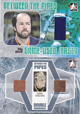 05-06 ITG Billy Smith Jersey Between The Pipes 2005