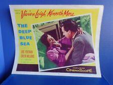 VINTAGE VIVIEN LEIGH LOBBY CARD- THE DEEP BLUE SEA- 1955
