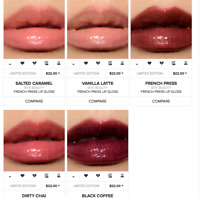 BNIB BITE BEAUTY FRENCH PRESS  BRILLIANT LIP GLOSS  Fresh from Sephora