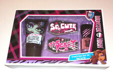MONSTER HIGH Growlicious Hand & NAIL Set MANICURE Rose Varnish 2 FILES Lotion