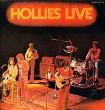 The Hollies(Vinyl LP)Hollies Live-Polydor-2374 123-Germany-1976-VG/NM