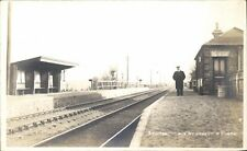 More details for foxton near shepreth. railway station # 5 by robert h.clark.
