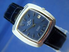 Jaquet Girard Geneve Automatic Watch Vintage 1970s 25 Jewel ETA 2783 New old NOS