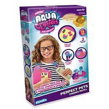 Aqua Cristaux Recharge Perfect Pets Brand New in Box de Mookie 6 ans +
