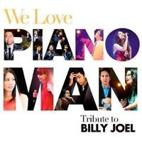 V.A-WE LOVE PIANO MAN TRIBUTE TO BILLY JOEL-JAPAN ONLY CD F56
