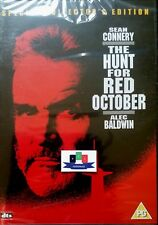 The Hunt For Red October (Sean Connery) DVD 2003 New And Sealed