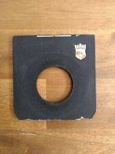 Original Wista Objektivplatine Lens Board Copal 1