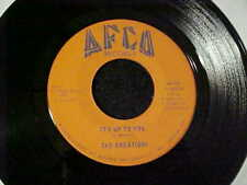 CREATIONS~RARE OBSCURE KENTUCKY GARAGE ROCK/MOD NORTHERN SOUL 45 AFCO Hear