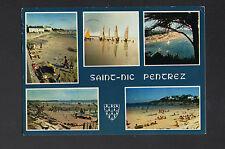 SAINT-NIC-PENTREZ (29) VILLAS & CHAR à VOILE sur plage animée en 1986