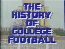 1987 DVD Great Moments/College Football  ROCKNE  BRYANT