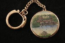 Hungary Hungarian Hévíz Lake Heviz Saint Andrews Hospital Spa Keychain Fob Medal