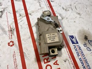 01-03 INFINITI QX4 REAR HATCH TAIL GATE GLASS TRUNK LOCK LATCH ACTUATOR OEM F3