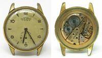 Orologio Agir watch mechanic caliber 120 clock vintage old horloge 17 rubis