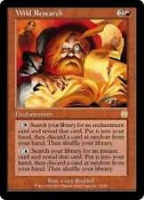 WILD RESEARCH Apocalypse MTG Red Enchantment RARE