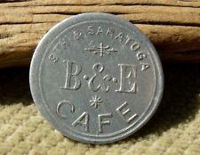 ca 1900s NEWPORT KENTUCKY KY (CAMPBELL CO) OLD CAFE MERCHANT TRADE TOKEN