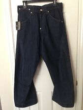 NWT Levi's 10th Anniversary Special Ed. Engineered Twisted jeans 30 x 29