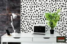 110 PONGO Dalmation Spot Wall Stickers Decal Child Kids Home Office Decor Art