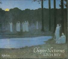 Chopin Nocturnes Livia Rev (2CD 2003 Musical Heritage Society)