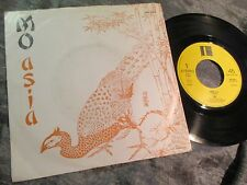 "SYNTH POP by MO - ASIA - 7"" 45 rpm HOLLAND PS 1984 ITALO DISCO ELECTRO ART ROCK"