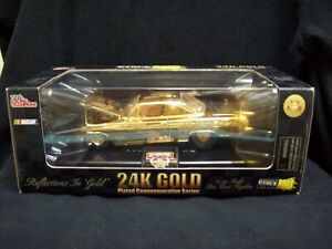 Racing Champions 24 Karet Gold Kelloggs Terry LaBonte 1:24 Scale Nascar.