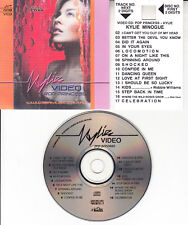 KYLIE MINOGUE - POP PRINCESS GREATEST HITS  BEST OF VCD  VIDEO CD