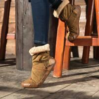 Furoshiki Vibram mid boot classic shearling invernale