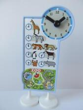 Playmobil zoo extras: Animal feeding time information sign NEW