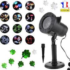 émouvant LED Projecteur Lampe Paysage Extérieur de Noël Fête Déco Lumière IP65