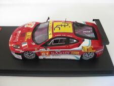 FUJIMI TSM11FJ025 Ferrari F430 GTC  2011 24Heures du Mans AF Cors1:43 Neu in OVP