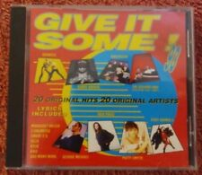 Give it Some '93 1991 various artists compilation cd