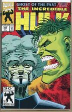 Incredible Hulk 1962 series # 398 very fine comic book