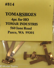Tomar Industries HO #814 TOMARSHOES (Pickup Shoes)